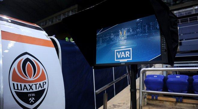 Шахтер – Десна: впервые в истории УПЛ арбитр отменил гол после применения VAR