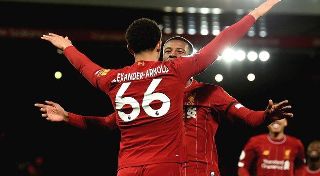 Ливерпуль забил в 36-м подряд матче АПЛ – лишь один клуб может похвастаться лучшей серией