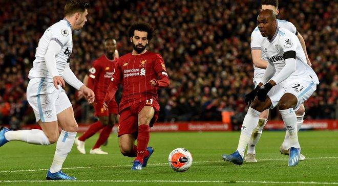 Ливерпуль – Вест Хэм – 3:2 – видео голов и обзор матча