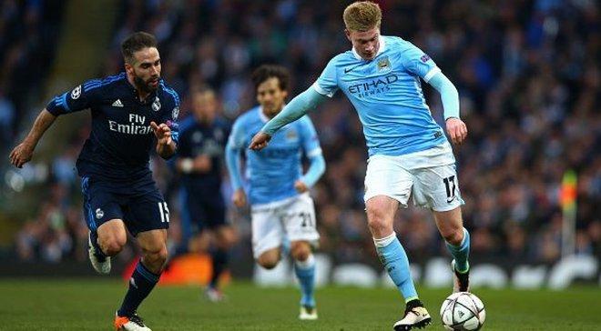 Реал Мадрид – Манчестер Сити: онлайн-трансляция матча 1/8 финала Лиги чемпионов – как это было