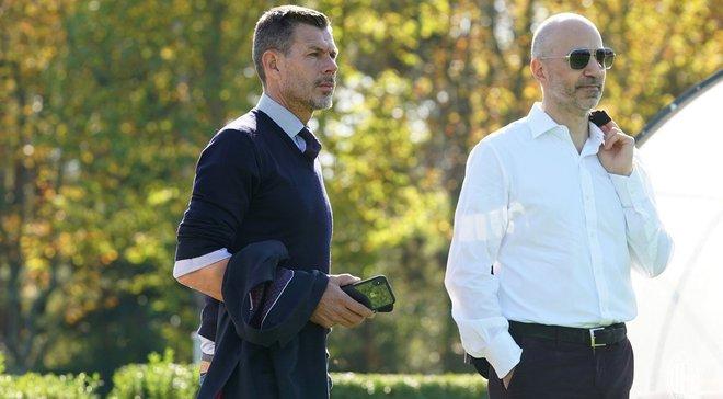 Мілан потерпає від конфлікту у керівництві клубу через призначення нового тренера