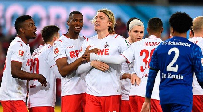 Баварія зі скандалом розтрощила Хоффенхайм, Кельн розгромив Шальке завдяки ляпу Нюбеля: 24-й тур Бундесліги, субота