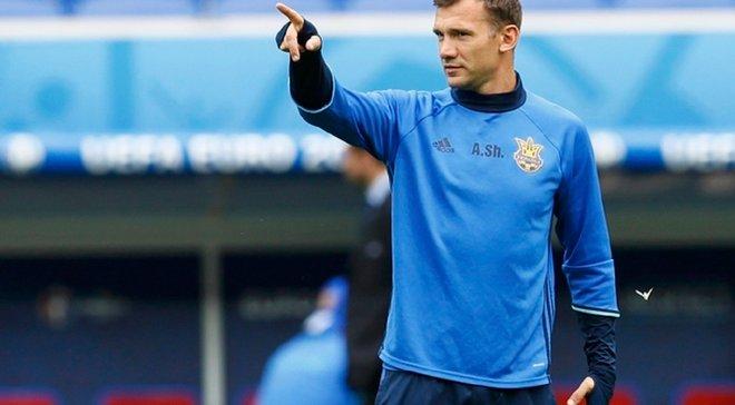 Франков виділив найкращий та два найгірші варіанти жеребкування Ліги націй для збірної України