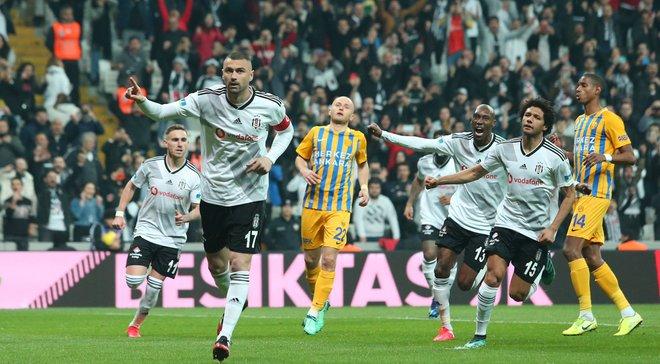 Жерсон Родригес заработал пенальти и стал лучшим в матче с Бешикташем – чудо-гол похоронил команду динамовца