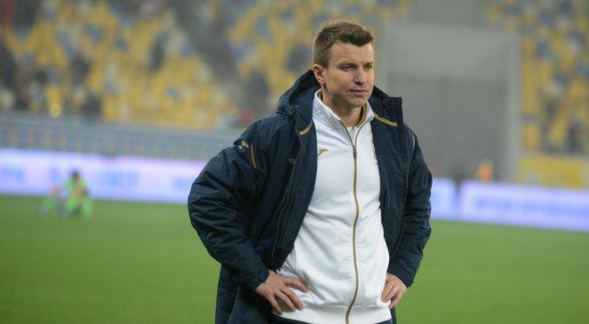 Ротань оголосив список гравців молодіжної збірної України на матчі з Мальтою і Північною Ірландією