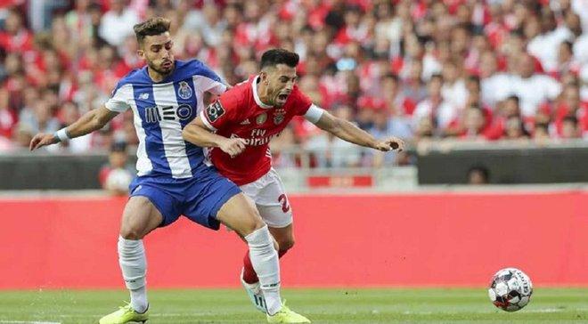 Чемпіонат Португалії зупинений на невизначений термін