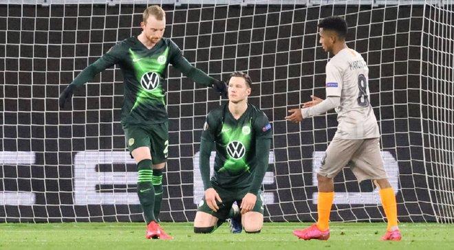 Вегхорст прокоментував свій незабитий пенальті у ворота Шахтаря