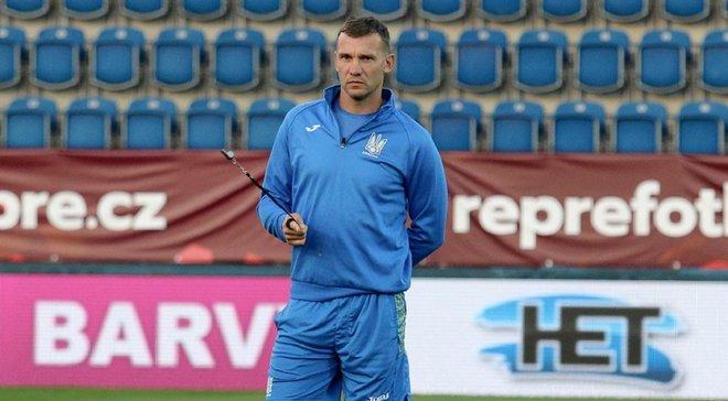 Шевченко відреагував на рішення перенести Євро-2020