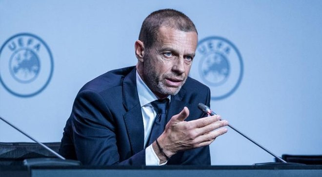 Чеферін заперечив, що  УЄФА вимагає від клубів 300 мільйонів євро за перенесення Євро-2020