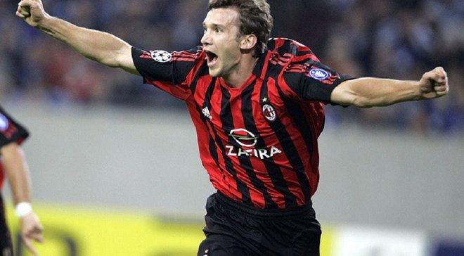 Геніальний асист Пірло та ефектне завершення – 14 років тому Шевченко востаннє забив у Серії А