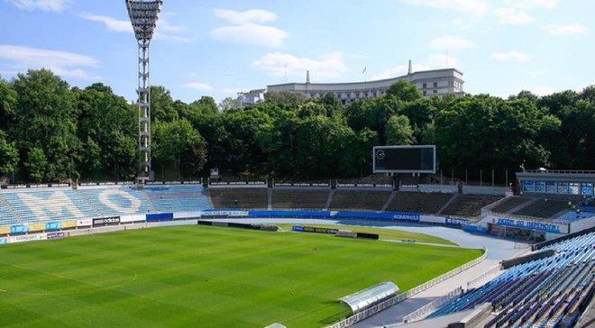 Стадіон Динамо можуть переобладнати під центр допомоги від коронавірусу