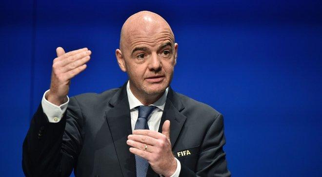 ФІФА зобов'яже клуби продовжувати контракти, поки сезон офіційно не завершиться