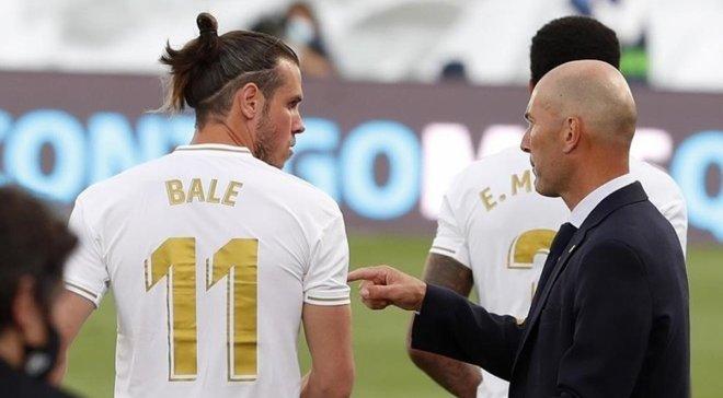 Бейл задрімав на матчі Реала – шокуюча світлина