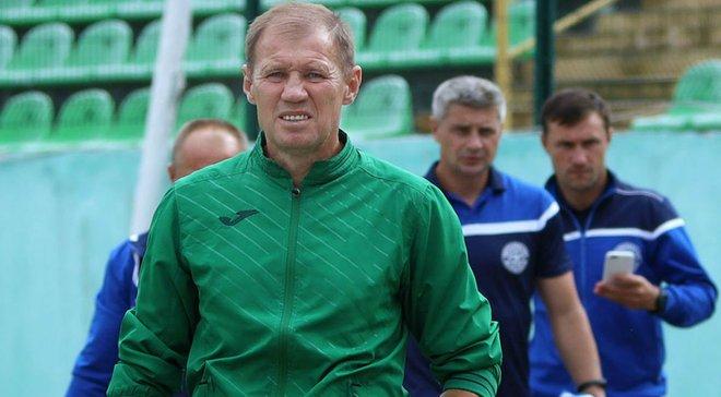 """""""Прогрес помітний"""": тренер Карпат назвав причини розгромної поразки львів'ян у стартовому турі Другої ліги"""