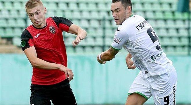 Калуш офіційно знявся з Другої ліги – матч з Карпатами скасований
