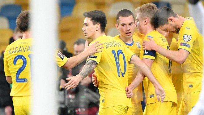 Сборная Украины удержалась в топ-25 рейтинга ФИФА