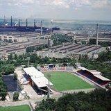 Стадион имени Героя Украины Владимира Бойко